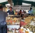 Real Food Market, Southbank, London