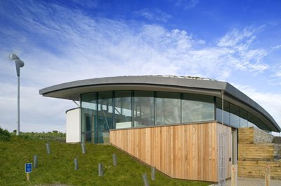 Cley Marshes Visitor Centre