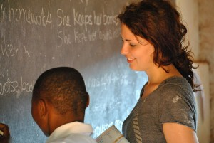 teaching during a gap year