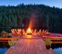 Nimmo Bay Wilderness Resort, Canada