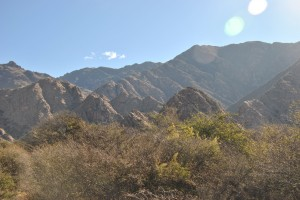 mountains of Salta, Argentina (c) Sumak Travel