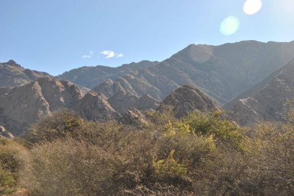 mountains of Salta, Argentina (c) Sumak Travel