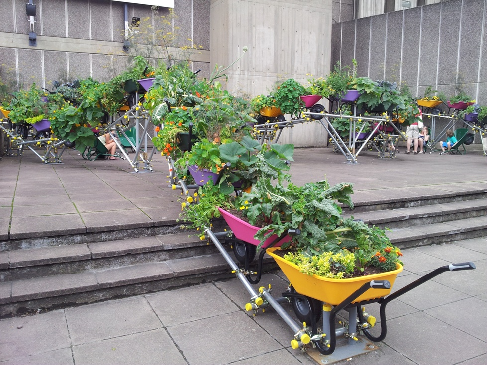 Greening the city – Southbank's Festival of Neighbourhood
