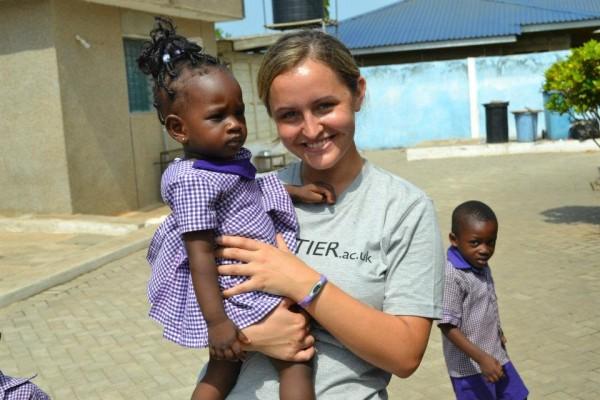 teaching English in Ghana