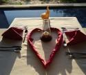 romance at Hotel Xixim, Mexico