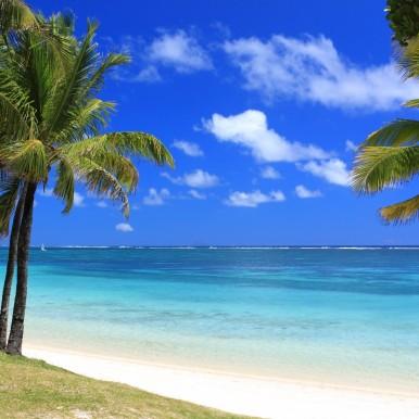 Paradise Beach, Mauritius