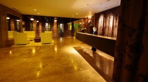 Proximity Hotel, reception