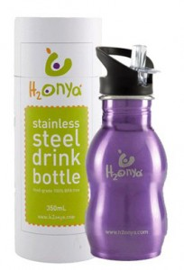 H2Onya 350ml purple
