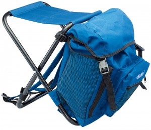 Draper Tools Folding Stool_Backpack