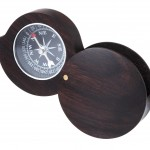 E-SIDE - Handmade wooden compass - £15