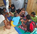 volunteering in Fiji with Frontier