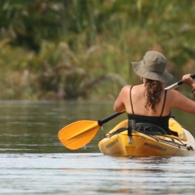 Kayaking, Botswana_(c) Pride of Africa_Natural Habitat Adventures