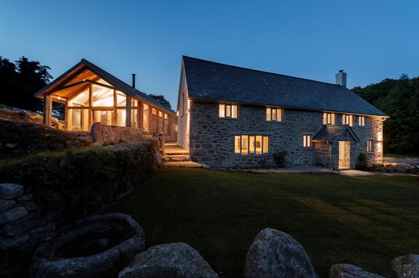 Longhorn Farm, Devon – perfect for big get-togethers