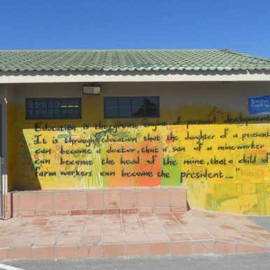 Township library, Masi, Cape Town