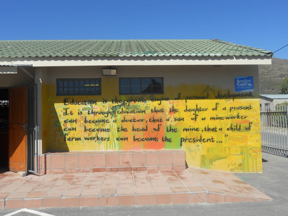 Touring with The Township Sisters in Cape Town