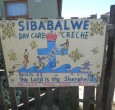 nursery in the township, Cape Town