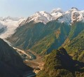 Franz Joseph glacier, New Zealand (c) Mark Hickey_Natural Habitat Adventures
