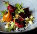 Beetroot dish at Texture