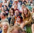 Purbeck Folk Festival crowd