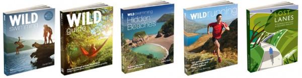 5 wild books