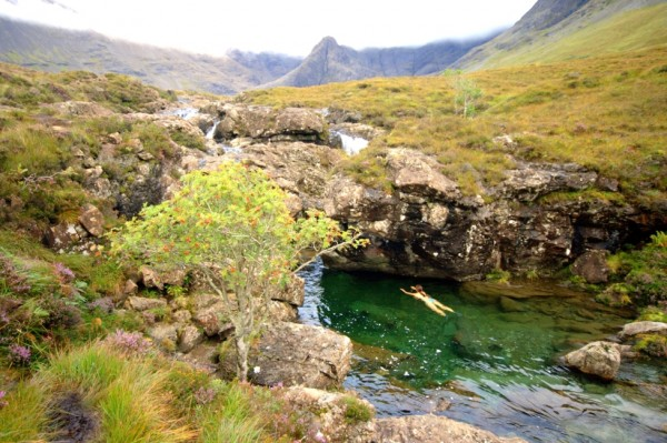 Faeire Pools, Isle of Skye (by Daniel Start)