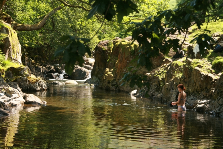 5 of the best wild swimming spots