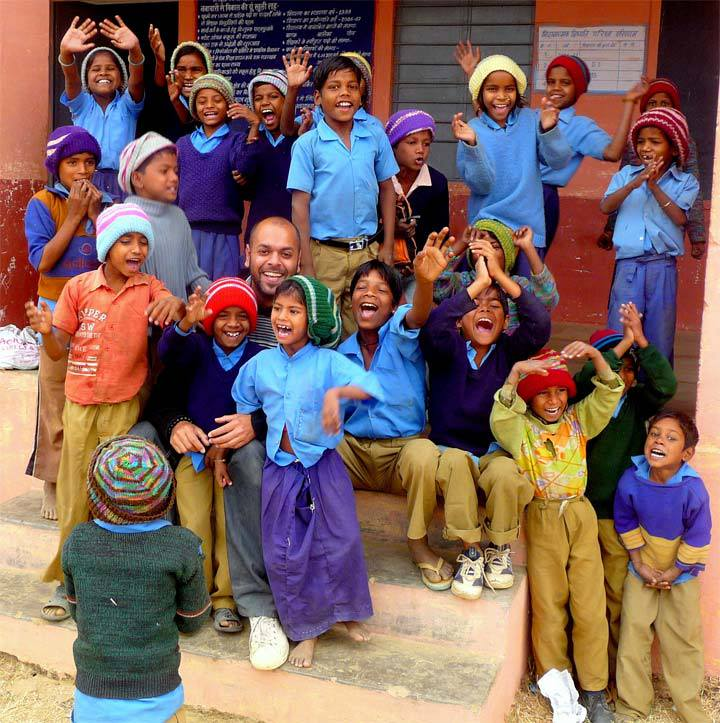 New teaching summer camp launched in India