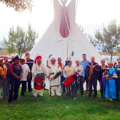 volunteer with indigenous people in Canada, Frontier (1)