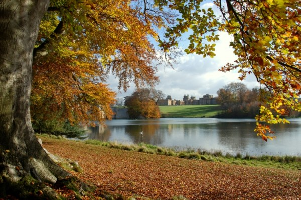 Autumn Colours - Treasure Houses of England
