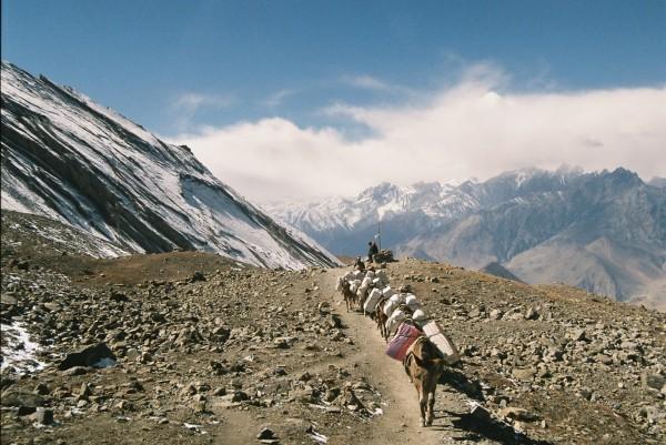 Ethical adventure in Tibet (Frontier)