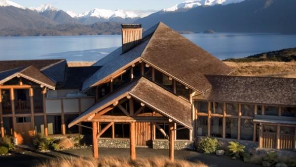 Fiordland Lodge, NZ