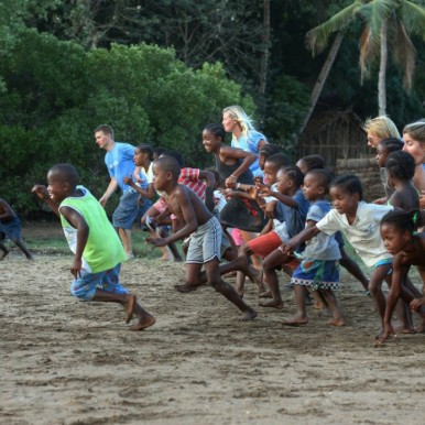 volunteering in Madagascar