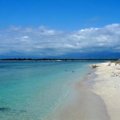 Bali, Frontier