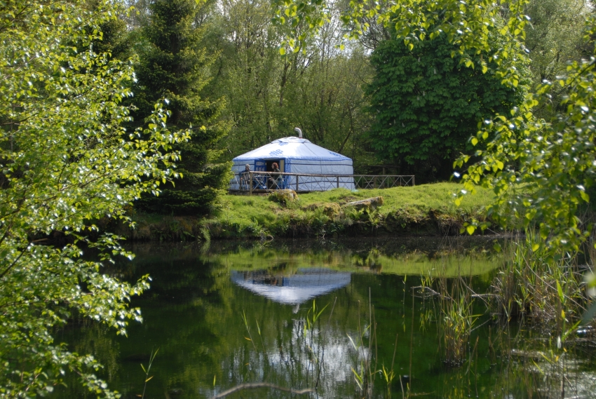 6 of the best… Yurts and Bell Tents