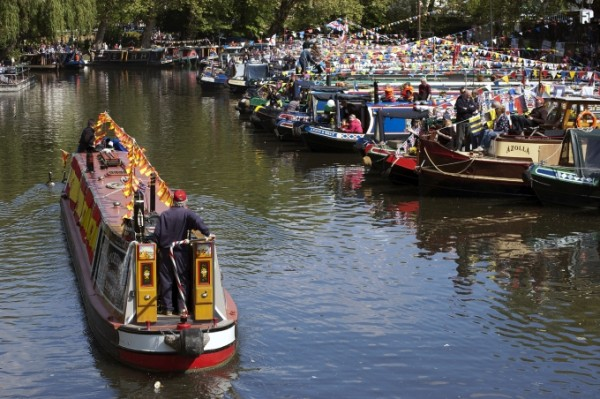 Canalway Cavalcade (c) The Inland Waterways Association