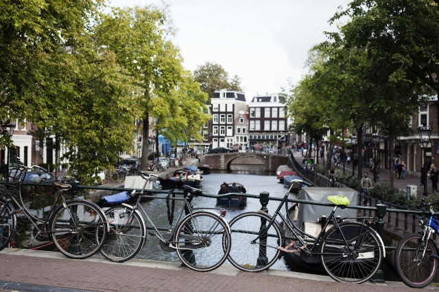 Peddle power! Cycle to Europe with Beespoke Tours