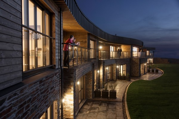 new apartments at The Point at Polzeath