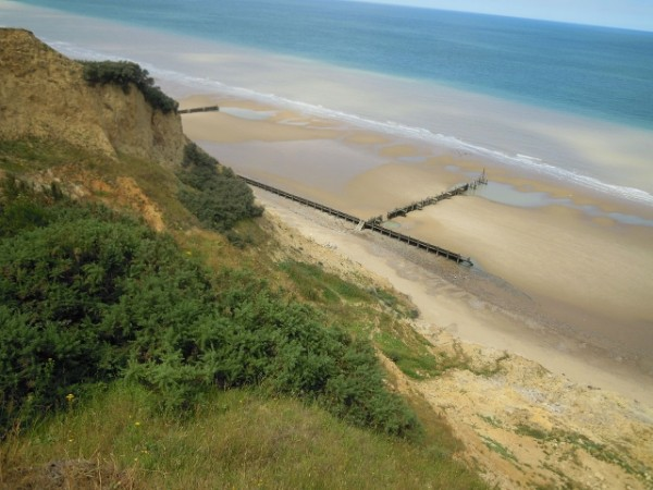 Norfolk Coastal Path, Sidestrand