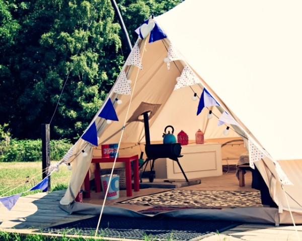 Camp Katur, Yorkshire