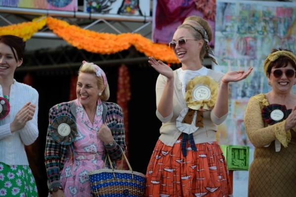 Festival of Thrift Fashion by Tracy Kidd