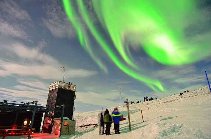 Experience the Northern Lights by moonlight – new for 2016