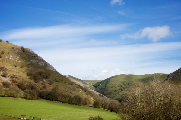 work and stay in Dovedale, Peak District (photo by Erin Moncur)