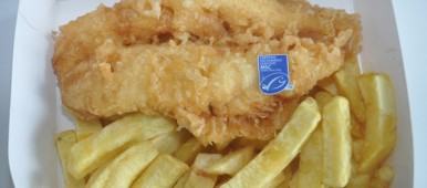 MSC certification provides traceability from ocean to plate