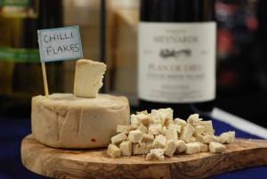 Vegan gourmet matured cheeses from Tyne Cheese