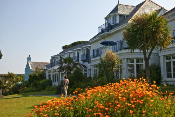 White House Hotel, Herm, Guernsey