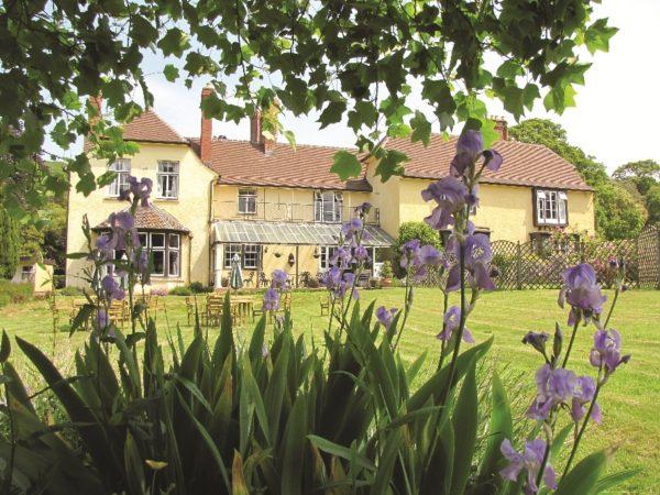 Holnicote House, Selworthy, Exmoor