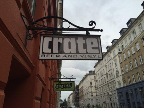 Crate, Copenhagen