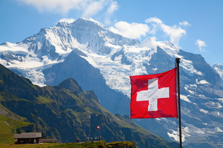 Eco-friendly lodging at Switzerland's Whitepod