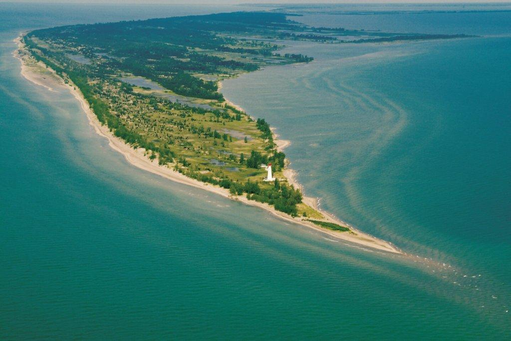 Discover eco adventures on Long Point, Canada