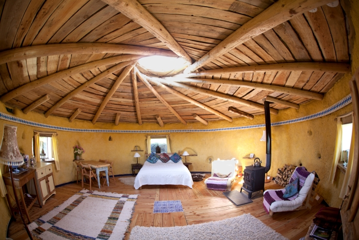 A magical stay at The Straw House, Cornwall